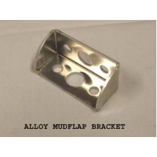 Alloy Mudflap Bracket