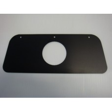 Alloy Instrument Panel(Black powder coated)