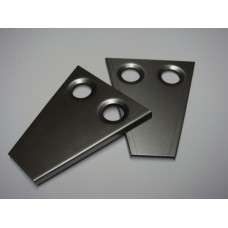 4 LINK  TOP GUSSET PLATES/PAIR
