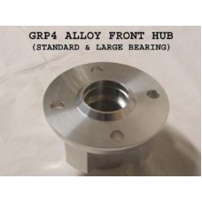 GRP4 Alloy Front Hub