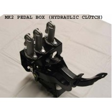 MK2 Pedal Box Hydraulic Clutch