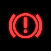 brake system vehicle dashboard warning light